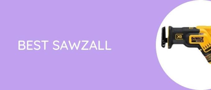Best Sawzall