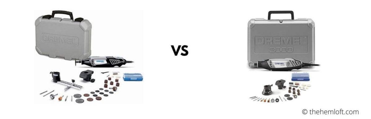 Dremel 3000 Vs 4000: Which Is Better?
