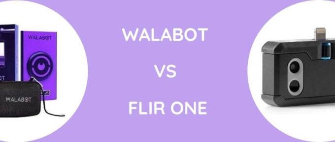 Walabot Vs Flir One