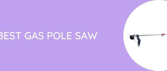 Best Gas Pole Saw