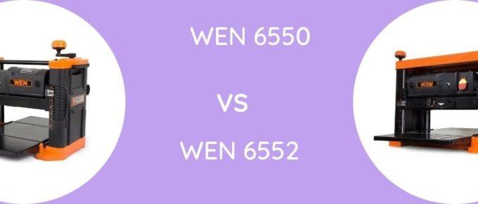 Wen 6550 Vs 6552