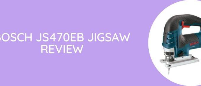 Bosch JS470EB Jigsaw